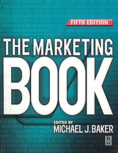 The Marketing Book By Michael Baker