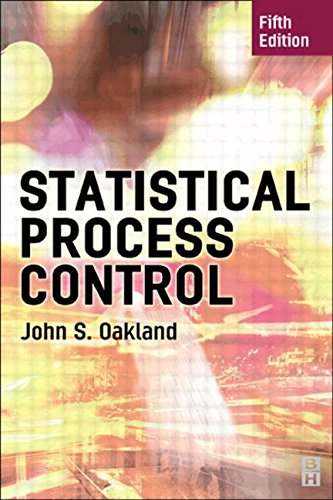 Statistical Process Control By John S Oakland