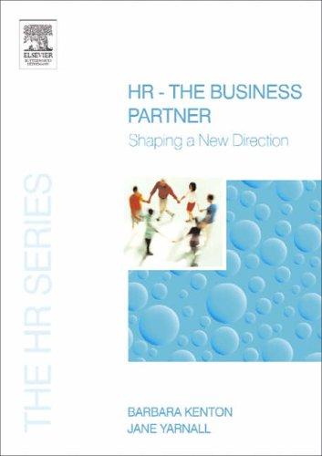 HR By Barbara Kenton