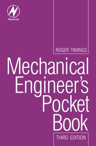 Mechanical Engineer's Pocket Book (Newnes Pocket Books) By Roger L. Timings