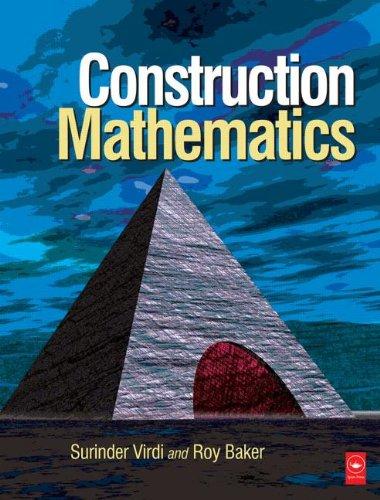 Construction Mathematics By Surinder Virdi