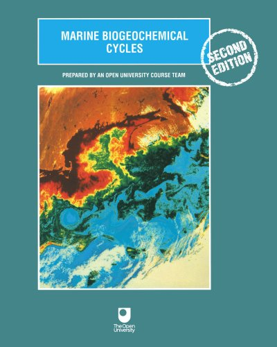 Marine Biogeochemical Cycles By Open University