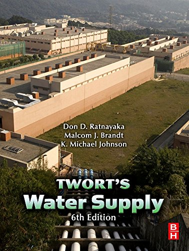 Water Supply By Don D. Ratnayaka