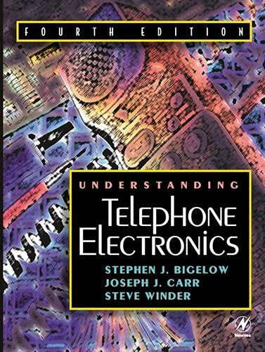 Understanding Telephone Electronics By Joseph Carr
