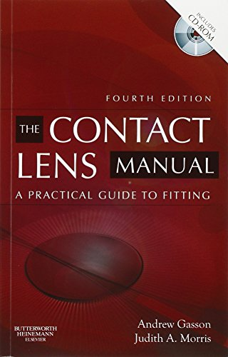 The Contact Lens Manual By Andrew Gasson