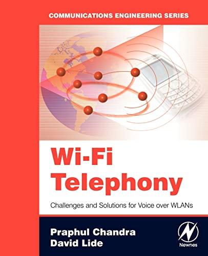 Wi-Fi Telephony By Praphul Chandra