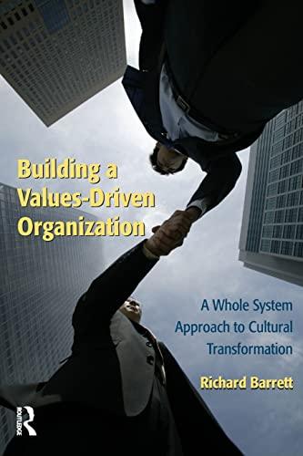 Building a Values-Driven Organization By Richard Barrett