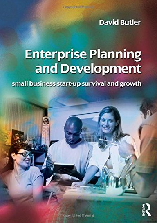Enterprise Planning and Development By David Butler