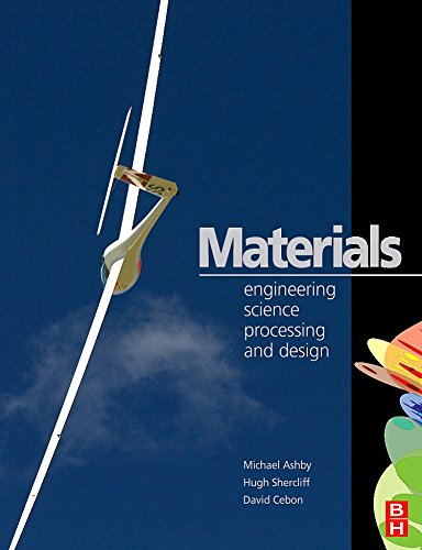 Materials By Michael F. Ashby (Royal Society Research Professor Emeritus, University of Cambridge, and Former Visiting Professor of Design at the Royal College of Art, London)