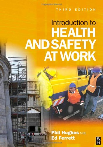 Introduction to Health and Safety at Work: The Handbook for the NEBOSH National General Certificate By Phil Hughes