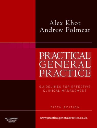 Practical General Practice By Alex Khot