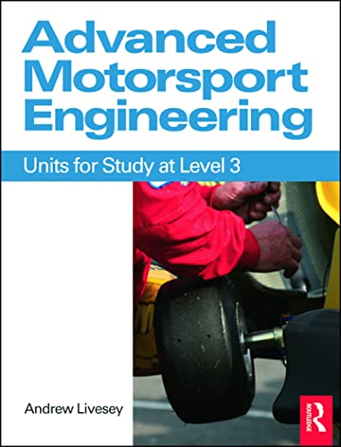 Advanced Motorsport Engineering By Andrew Livesey