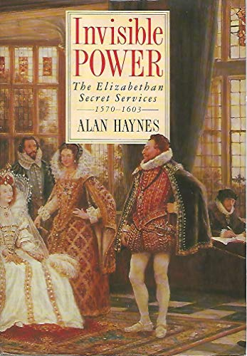Invisible Power By Alan Haynes