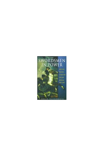 The Swordsmen in Power: War and Politics Under the English Republic, 1649-60 by D.R. Hainsworth