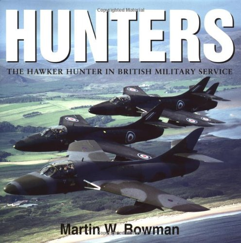 The Last of the Hunters By Martin Bowman