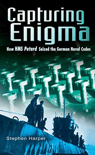 Capturing Enigma By Stephen Harper