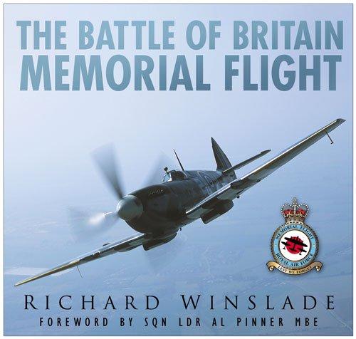 Battle of Britain Memorial Flight By Richard Winslade