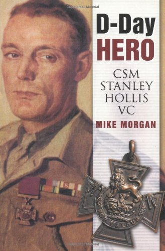 D-Day Hero By Morgan Mike