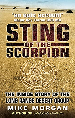 The Sting of the Scorpion By Mike Morgan
