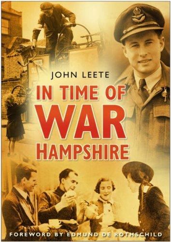 In Time of War By John Leete