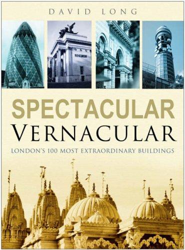 Spectacular Vernacular By David Long