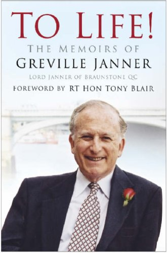 To Life By Greville Janner