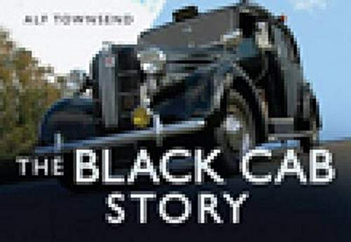Black Cab Story By Alf Townsend Used Very Good border=
