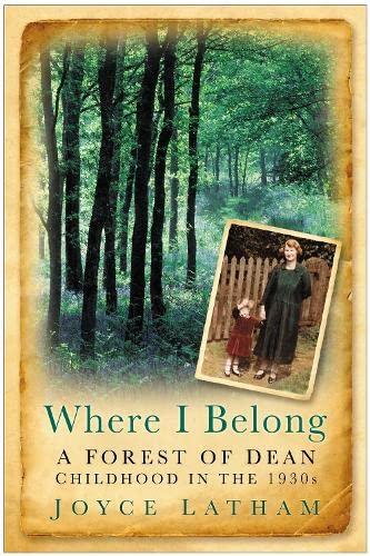 Where I Belong By Joyce Latham
