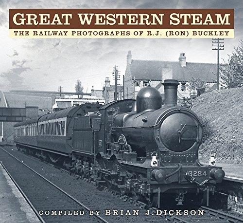 Great Western Steam By Brian J. Dickson