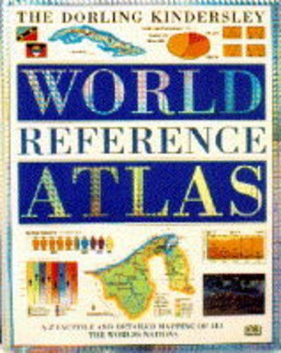 World Reference Atlas By DK