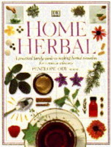 Home Herbal by Penelope Ody
