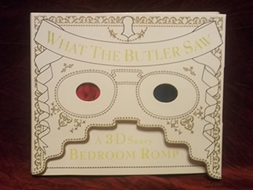 What the Butler Saw By Carroll & Brown Ltd.