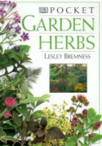 Pocket Garden Herbs By Lesley Bremness