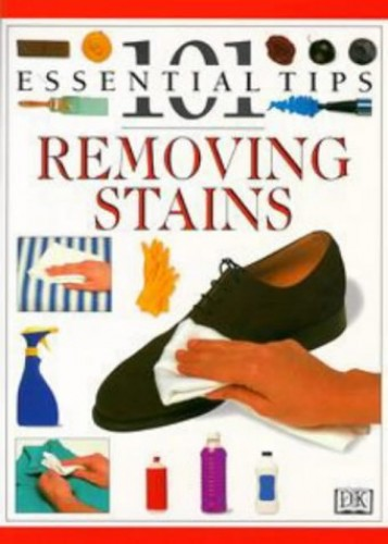 DK 101s:  29 Removing Stains By Cassandra Kent