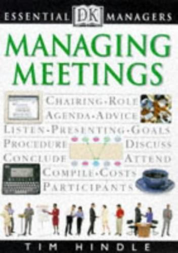 Managing Meetings By Robert Heller