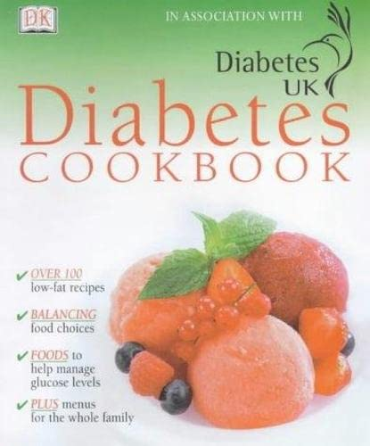 Diabetes Cookbook (British Diabetic Association) By Diabetes UK