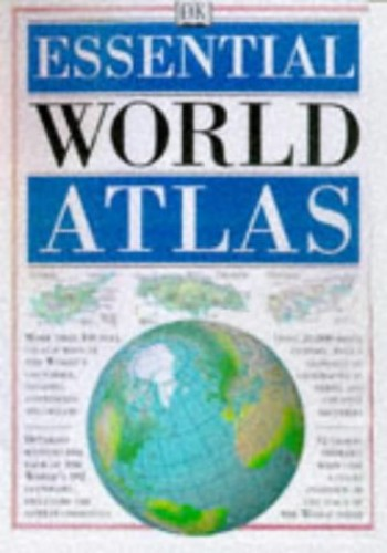 Essential World Atlas By DK