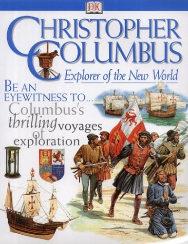 DK DISCOVERIES: COLUMBUS CAsed - 1st
