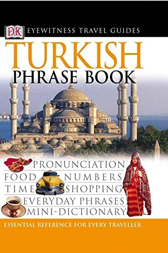 Turkish Phrase Book by DK