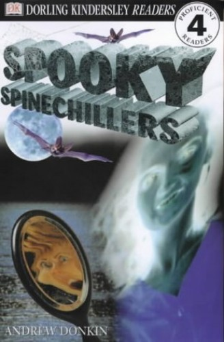 Spooky Spinechillers By Andrew Donkin