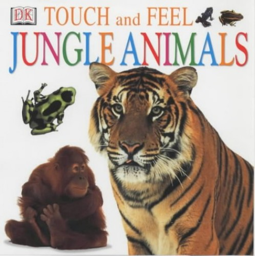 Jungle Animals By DK