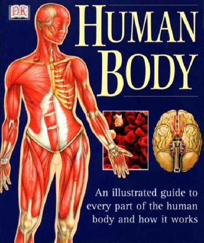 Human Body: An Illustrated Guide To Every Part Of The Human Body And How It Works Edited by Martyn Page