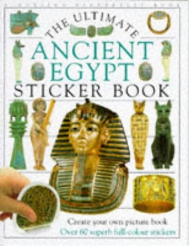 Ancient Egypt Ultimate Sticker Book By DK
