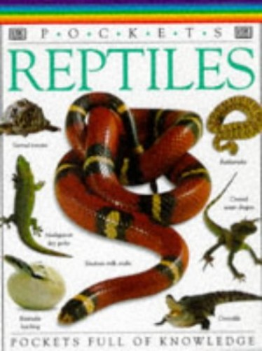 Pockets Reptiles By DK Publishing
