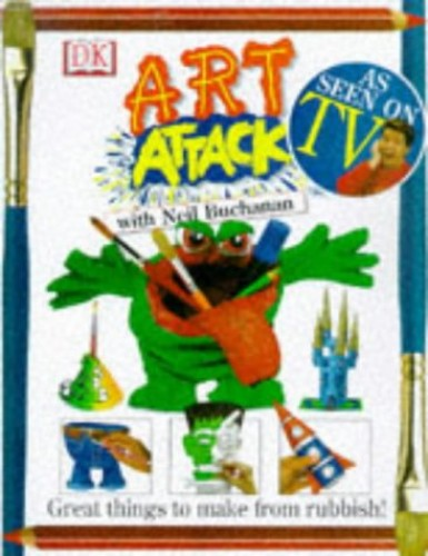 Art Attack By Neil Buchanan