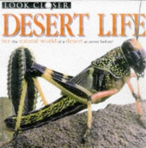 Desert Life By Barbara Taylor