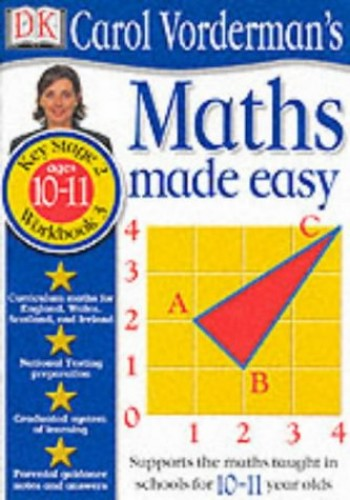 Maths Made Easy Age10 11 Book 3 By Carol Vorderman Used 9780751359749 World Of Books