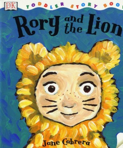 DK Toddler Story Book: Rory The Lion (Toddler Story Books) by DK