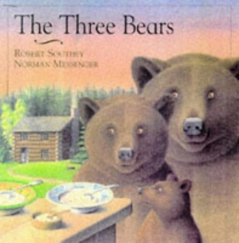Three Bears Volume editor Robert Southey