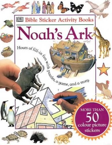 Noah's Ark (Bible Sticker Activity Books)